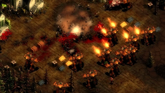 They Are Billions - impresiones Acceso Anticipado