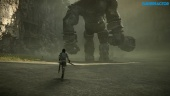 Shadow of the Colossus Remake - Gameplay del Primer coloso